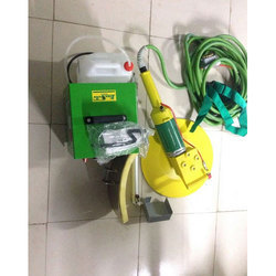 Plaster Finishing Machine
