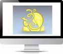 Om Ganesha ArtCAM Designing
