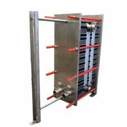 Plate Type Chiller Dairy Machine
