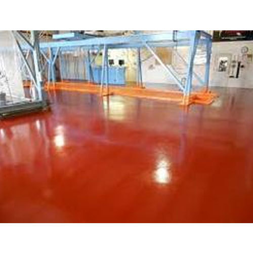 Anti Static Factory Epoxy Flooring Services