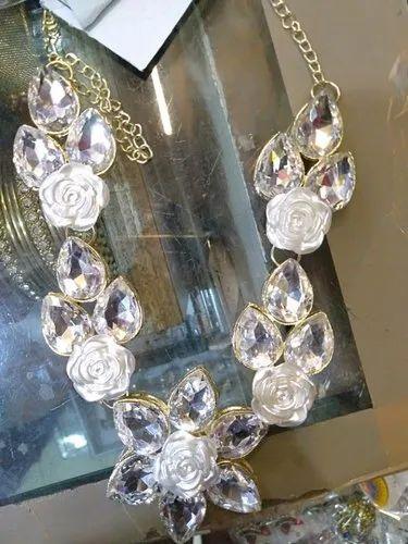 Flower Type Fancy Fashion Jewellery