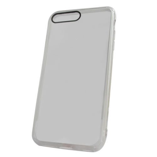 new product 92bd8 d9803 Acrylic Hybrid Cover Case For Iphone 7 Plus / Iphone 8 Plus
