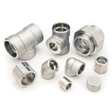 Stainless Steel IBR Forged Fittings
