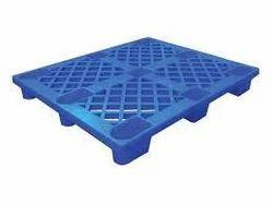 Blue & BLACK Aristo Export Plastic Pallet