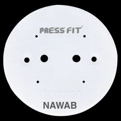 Press Fit Nawab Round Ceiling Cover Plates