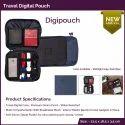 Travel Digital Pouch