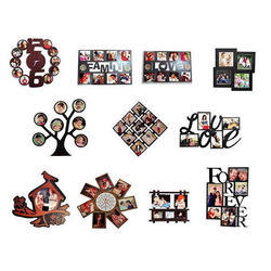 Sublimation Wooden Collage Frame