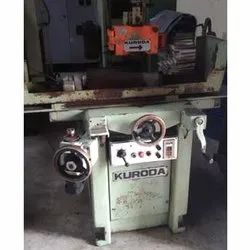 Used & Old Kuroda Mechanical Surface Grinder Machine