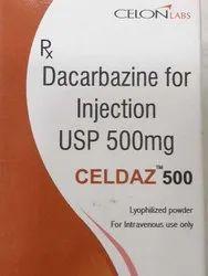 Celdaz 500 Dacarbazine USP500mg