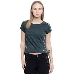 Ladies Plain T Shirt