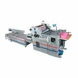 自动SAHIL聚胶印机