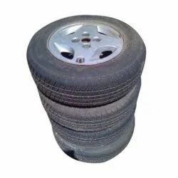 Rubber Round Car Tyre