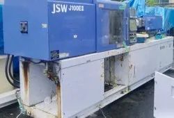 Used Injection Molding Machine JSW-J100Ell (100 Ton).