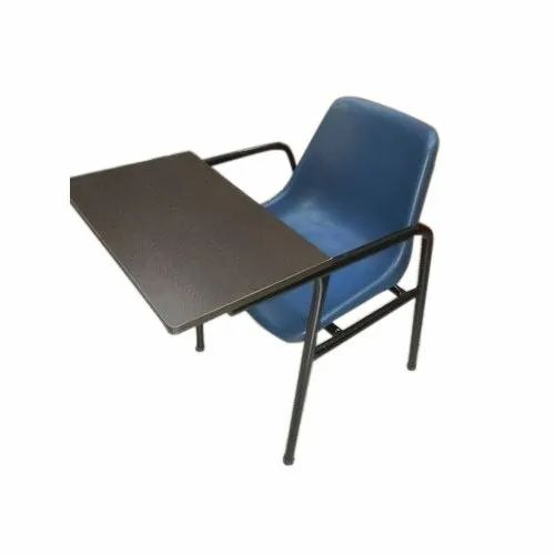 PVC Student Writing Pad Chair