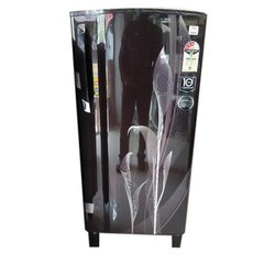 3 Star Red Godrej Single Door Refrigerator, Capacity: 185 L