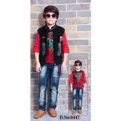 Blue Small Boys Jacket