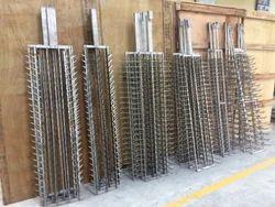 Titanium Fishbone Hangers