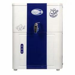 ABS Plastic Domestic Aqua RO Water Purifier, Capacity: 7 Litre, UF