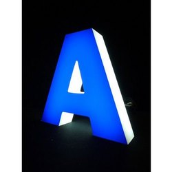 5 Inch Acrylic Letters