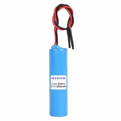 2600mAh 3.7V Li Ion Battery