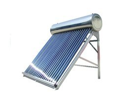 Evacuated Tube Collector Solar Water Heater