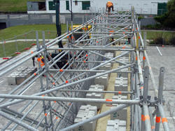 Bridge Scaffolding System