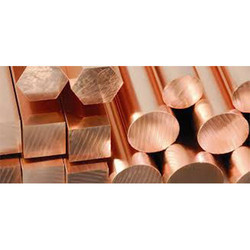 Copper Nickel Rods And Bar