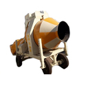 Reversible Drum Concrete Mixer