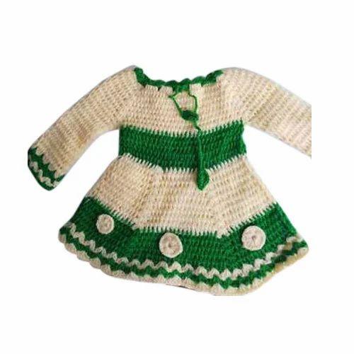 a97145805fc0 Woolen Baby Stylish Frock
