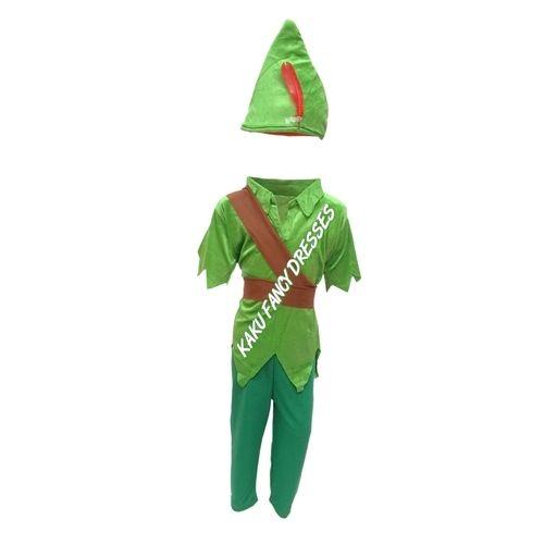 Green Polyester Kids Peter Pan Costume  sc 1 st  IndiaMART & Green Polyester Kids Peter Pan Costume Rs 800 /piece Kaku Fancy ...