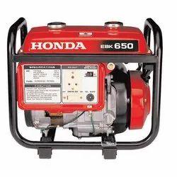 Honda Petrol/Kerosene 650 Watt Genset, Size: 12 To 15 Kgs Approx, 450 To 550 Va