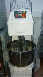 Fixed Bowl Spiral Bakery Mixer