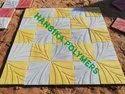 Wind Flower Tile Moulds