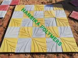 Wind Flower Tile Moulds