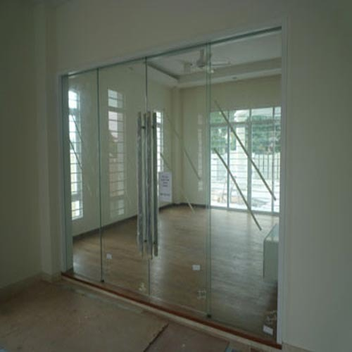 Frameless Glass Door Glass Door R P Enterprise Kolkata Id