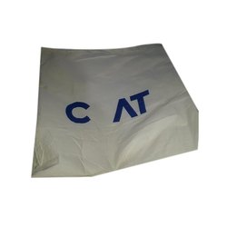Off White Printed Cotton Promotional Carry Bag, Capacity: 5-8 Kg