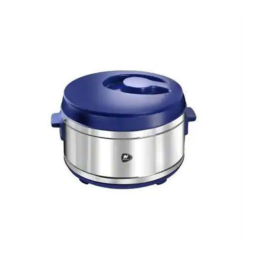 Rock Stainless Steel Insulated Casserole, Packaging Type: Box