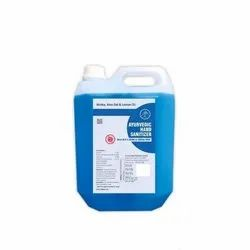 Liquid Base Sanitizer (5.0 Litre)