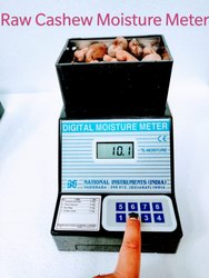 Raw Cashew Nut (RCN) Digital Moisture Meter