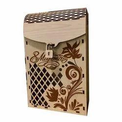 Designer MDF Boxes