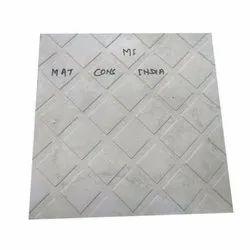 Matcons India Concrete 60 Mm Chequered Floor Tiles