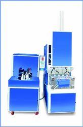 Four Cavity Plastic Bottle Making Machine, Capacity: 1200 - 2400, 15 Kw