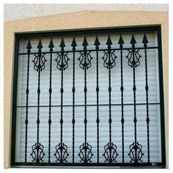 iron window grill classic iron window grill at rs 85 kilogram kshirsagar
