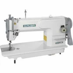 Siruba Mild Steel Electric Sewing Machine