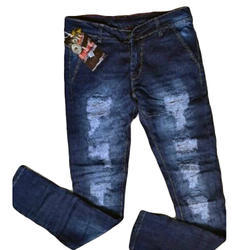 Regular Fit Trendy Casual Jeans