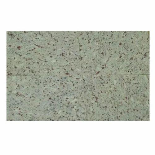 White Glittek Galaxy Granite Tile, Usage: Exterior Decoration | ID ...