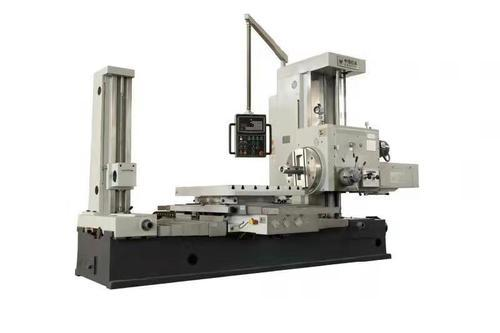 New CNC Horizontal Boring and Milling Machine