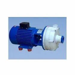 Electric MHPP Series Horizontal Polypropylene Pump, Size: 25mm To 150 Mm
