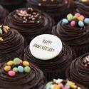 Piece Dark Chocolate Anniversary Chocolate, For Clebration