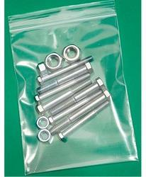 Reclosable Plastic Zip Lock Bags